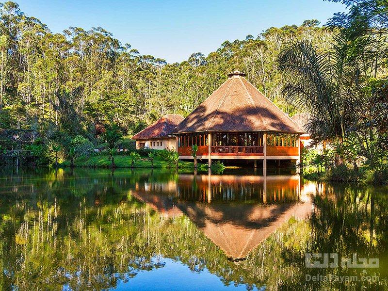 جاذبه های شگفتانگیز ماداگاسکار پارک ملی آنداسیبه - مانتادیا