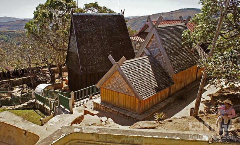 جاذبه های شگفتانگیز ماداگاسکار تپه سلطنتی آمبوهیمانگا