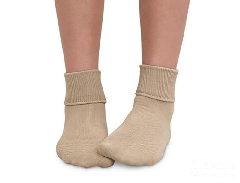 جوراب مناسب هر کفش نیم ساق