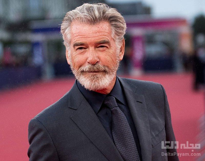 خوشتیپ ترین مردان جهان پیرس برازنان