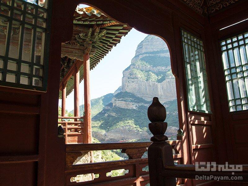 داخل معبد شوان کونگ چگونه است؟