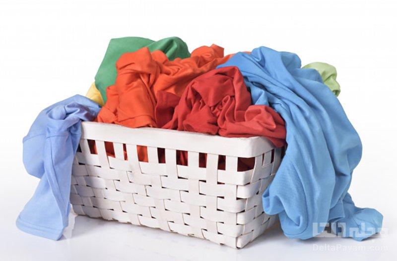 تثبيت رنگ لباس