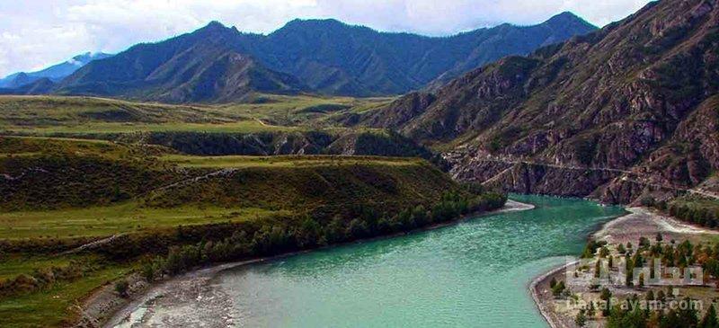 رود های ایران رود ارس