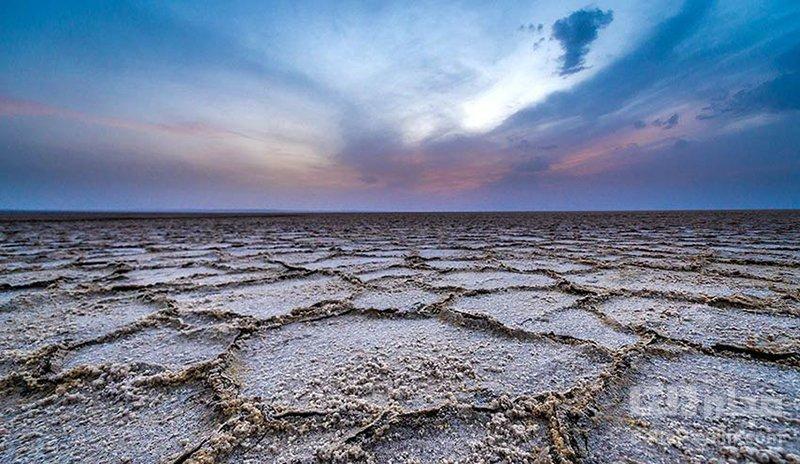 سفر به مرنجاب دریاچه نمک آران و بیدگل