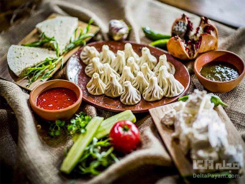 تنوع غذا و نوشیدنی