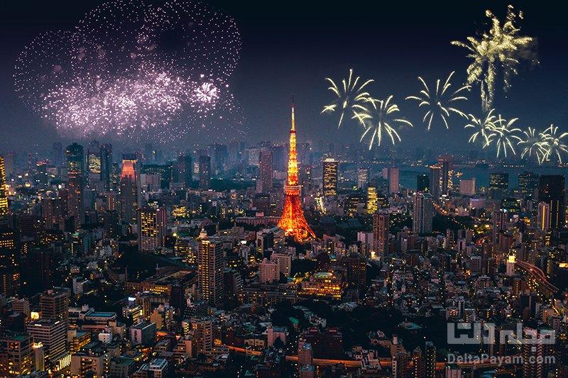 فستیوال های ژاپن فستیوال گانجیتسو