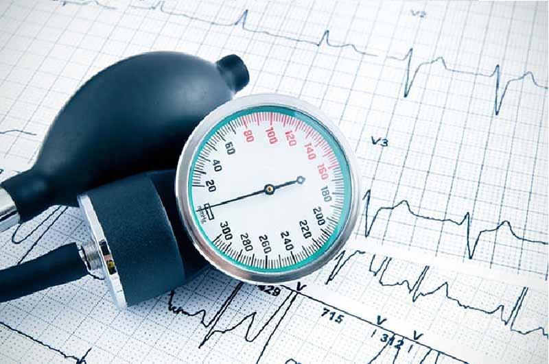 فشار خون طبیعی و بالا
