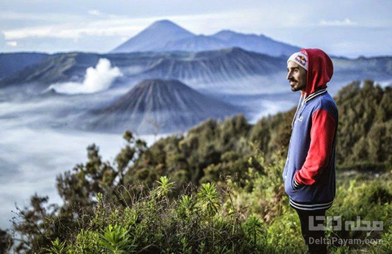 قله برومو اندونزی