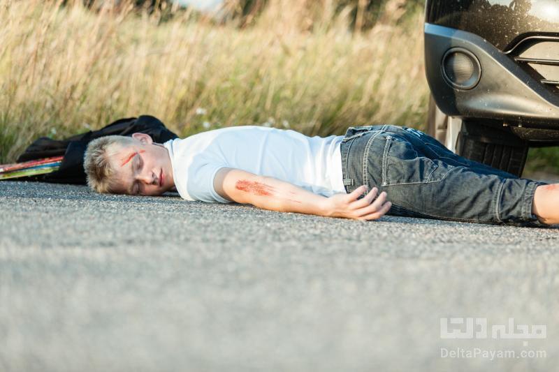 فرار از صحنه تصادف
