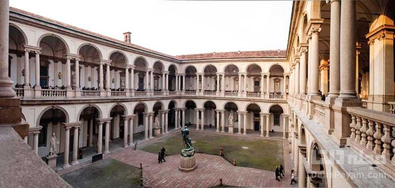موزه هنر پیناکوتکا دی بِرا
