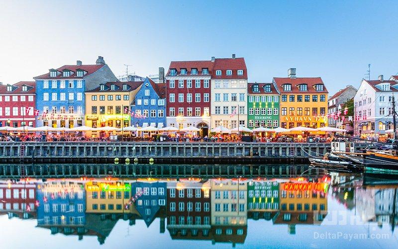 نیهاون، کپنهاگ؛ از معروف ترین جاهای دیدنی دانمارک