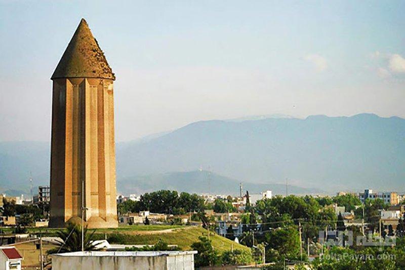هدف از ساخت برج گنبد قابوس