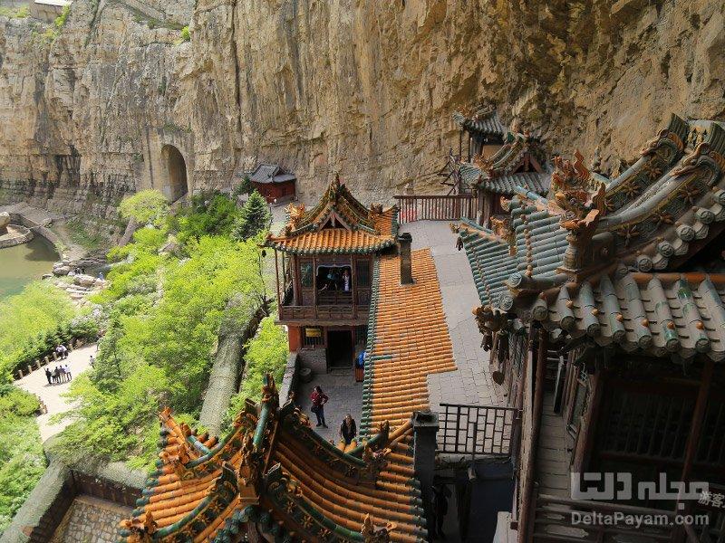 چرا معبد شوان کونگ ترسناک است؟