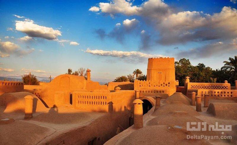 کویر کاراکال قلعه باقرآباد | جاذبهای در مسیر