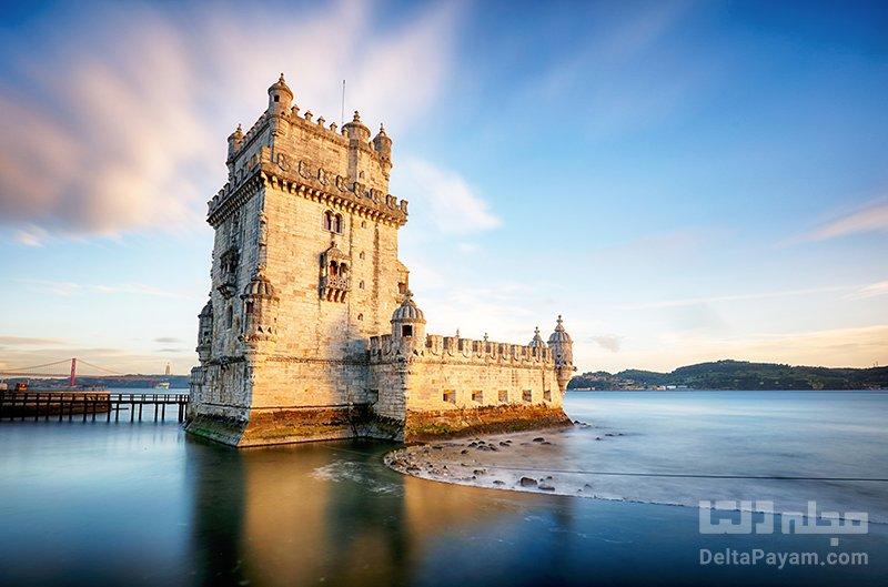 گردش در پرتغال برج بلم