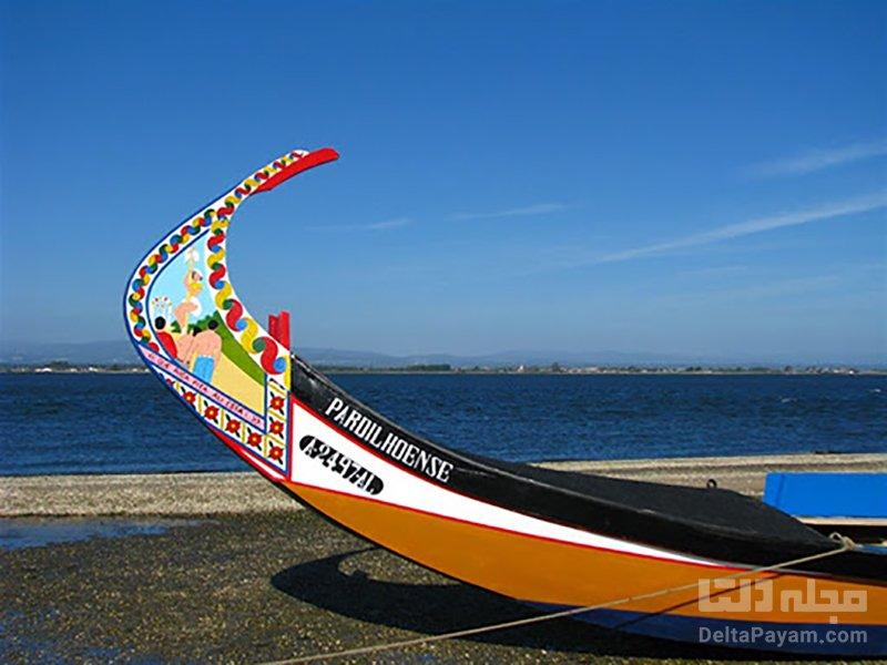 گردش در پرتغال قایق مولیسیرو