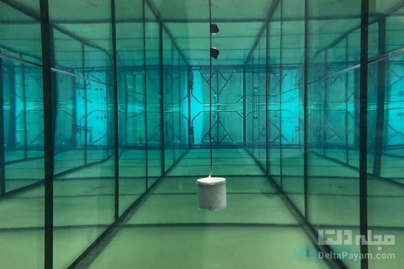 سنسور ارسال پیام زیر آب