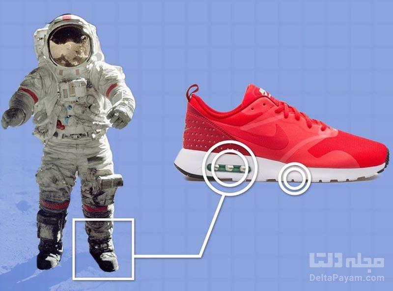 لباس فضانوردی سفرهای فضایی
