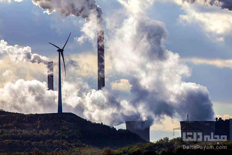 تغییرات اقلیمی و کرونا