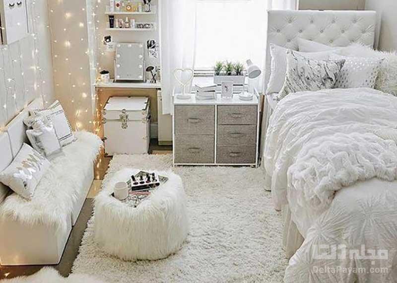 فرش اتاق خواب