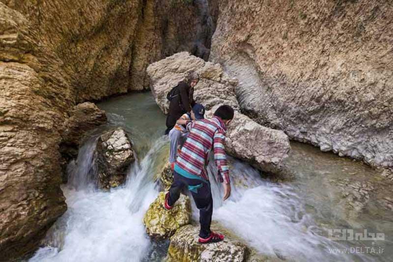 بزرگترین منبع آب شیرین ایران