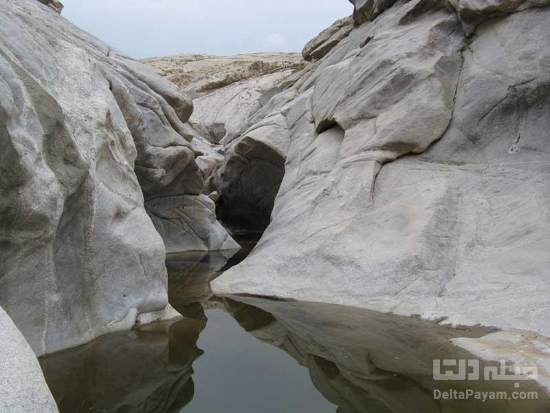 پارک طبیعی هفت حوض مشهد