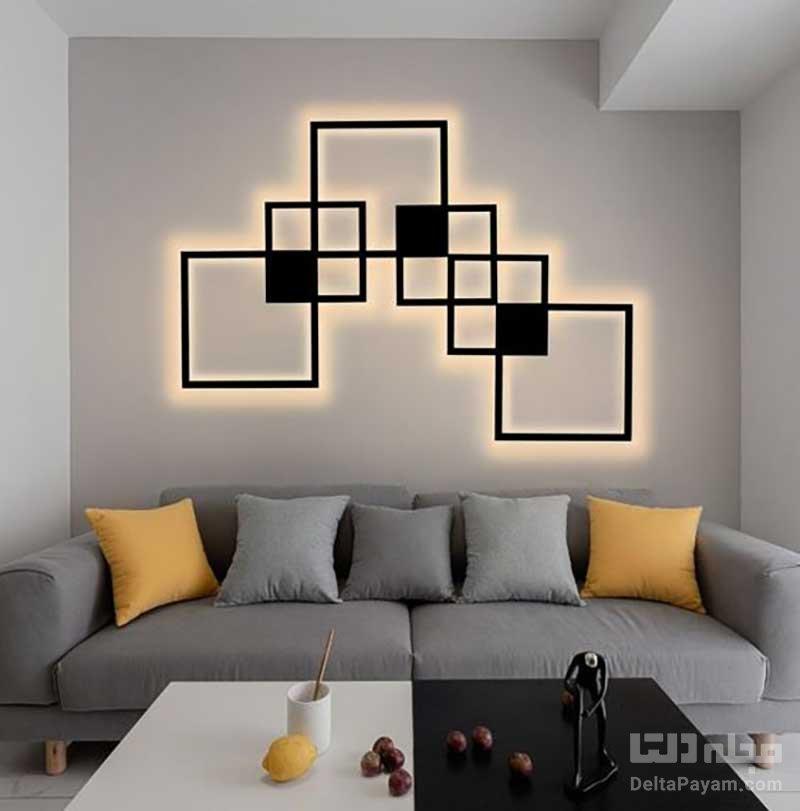 روشنایی دیواری