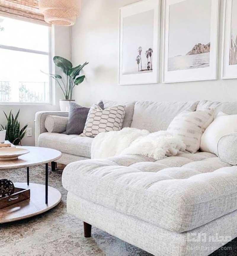 بزرگتر جلوه دادن خانه