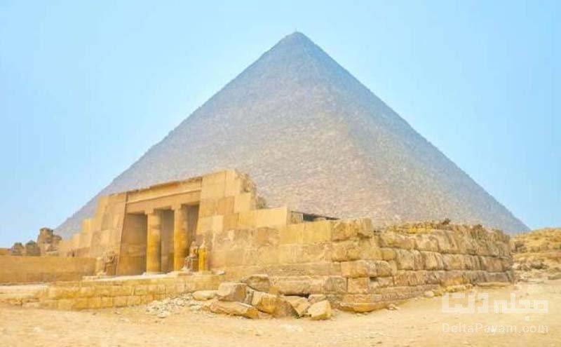 گشت و گذار مجازی در آرامگاه پنج هزار ساله مصری