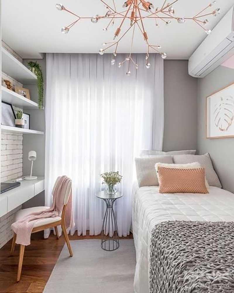 دكور اتاق خواب كوچك