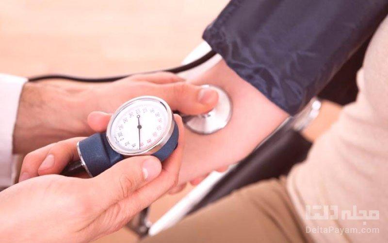 آیا فشار خوم طبیعی دارید؟