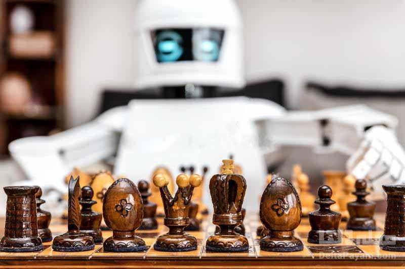 هوش مصنوعی بازی شطرنج