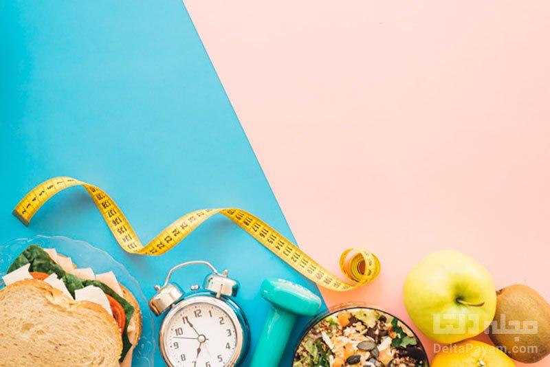 راه های وزن کم کردن