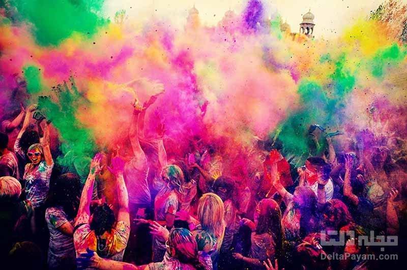 جشن رنگ