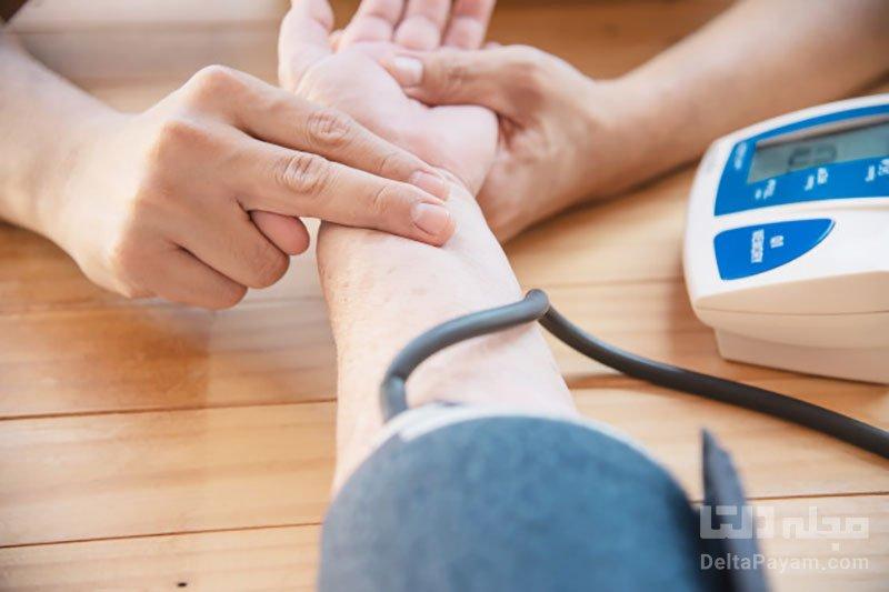 افت فشار خون