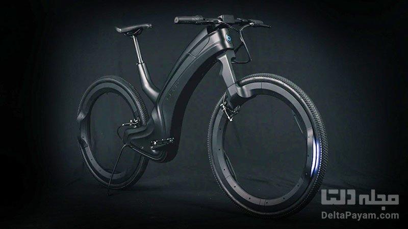 دورچرخه برقی ریوو