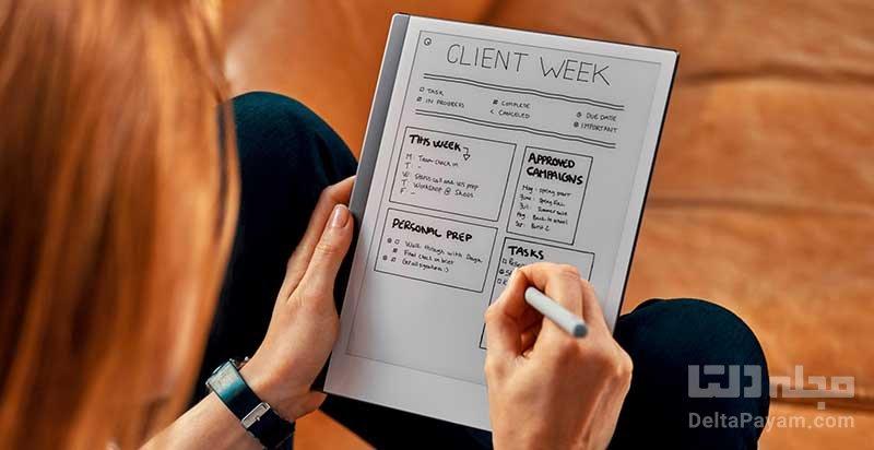 فناوری تبدیل کاغذ به تبلبت