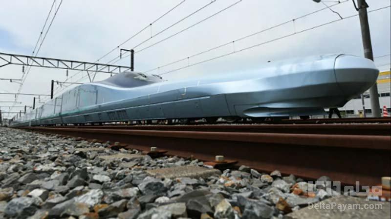 قطار سریع السیر ژاپنی
