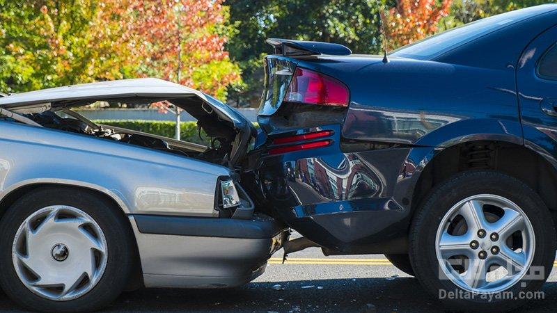 مطالبه خسارت تصادف رانندگی