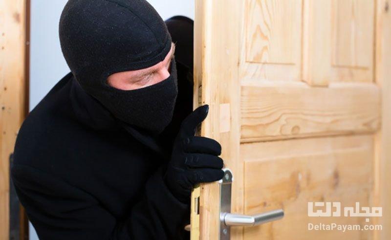 مجازات سرقت از منزل