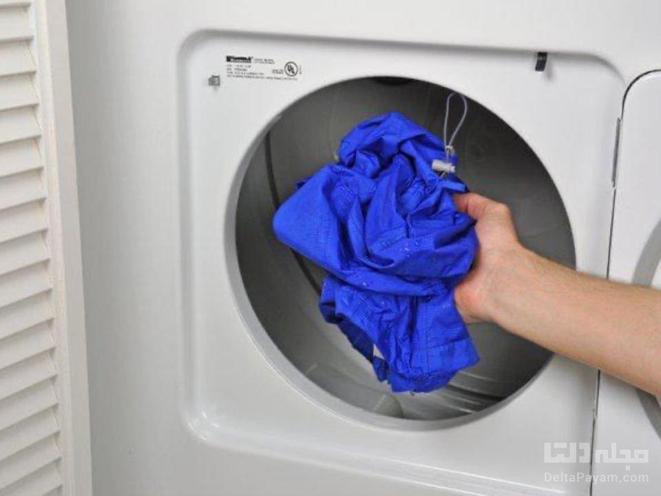 شستشو لباس های ضدآب خشک کن