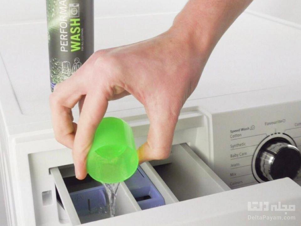 شستشو لباس های ضدآب مواد شویند