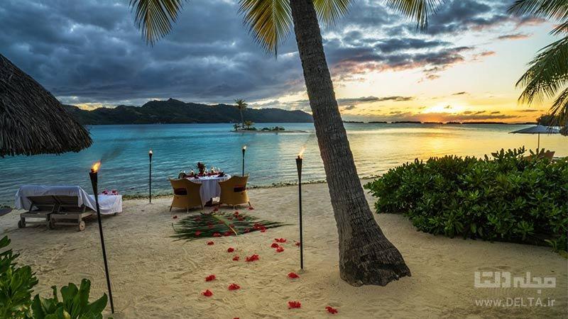 آداب و باورهای عجیب جزیره بورا بورا