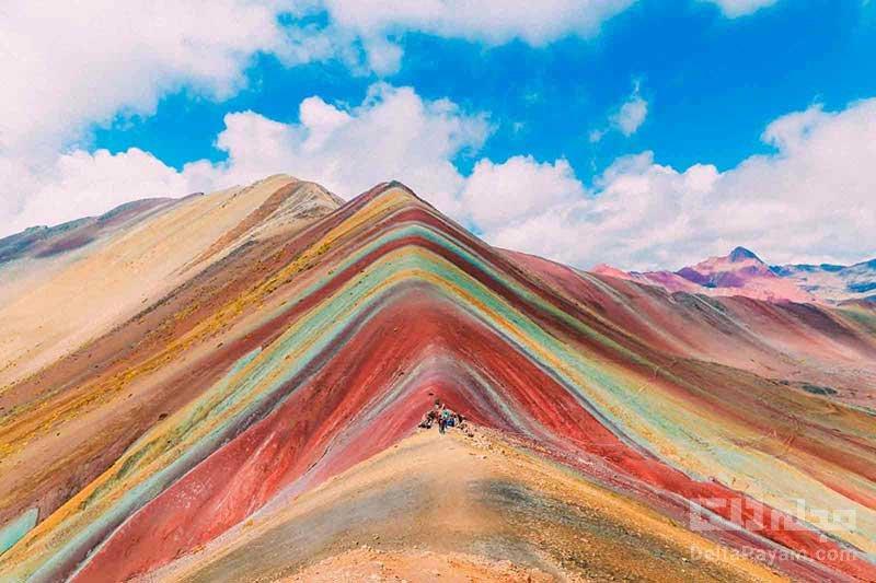 کوه های پرو