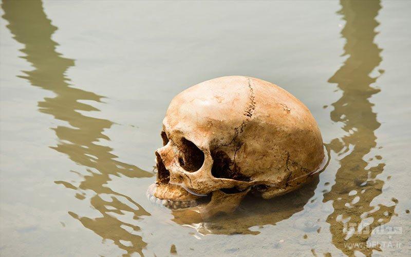 دریاچه روپکاند یا دریاچه اسکلت