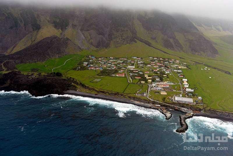 جزیره تریستان دا کونا