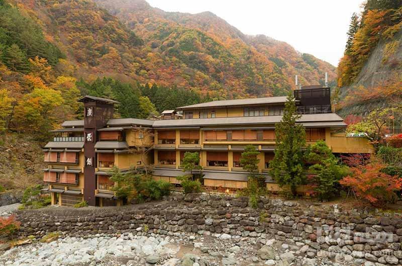 قدیمی ترین هتل دنیا