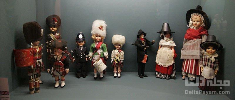 شکلگیری ایده موزه عروسک ها