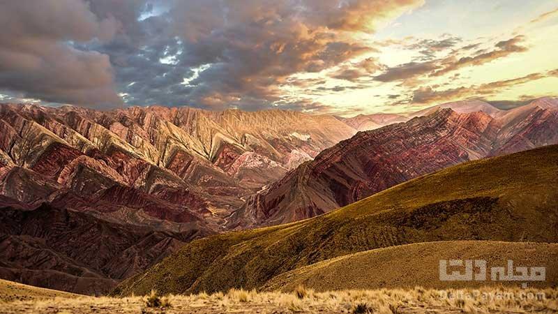 کوه های هورنوکال