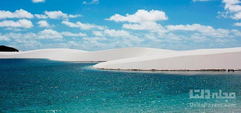ساحل ملافه ای